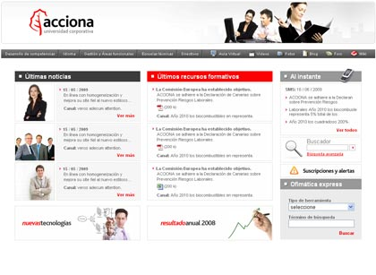 Campus Virtual ACCIONA